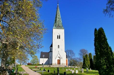Fogdö kyrka