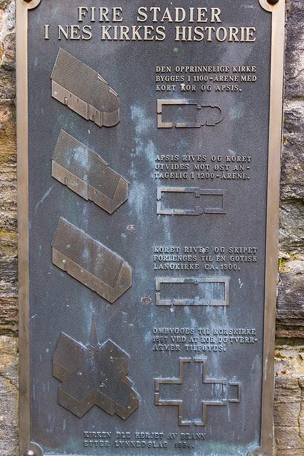 Nes Church Ruins-3553