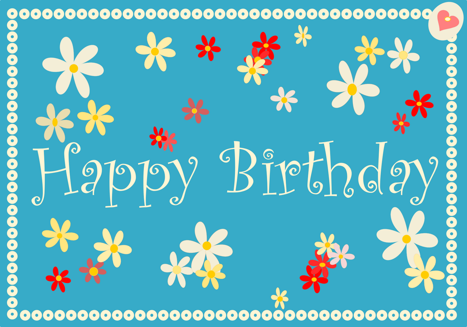happy birthday card template online pictures