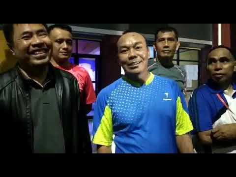 [Video] Harapan Trikus Harjanto Terhadap Turnamen Open Turnamen Bulutangkis Toddopuli Cup Rem 141 se Indonesia Timur