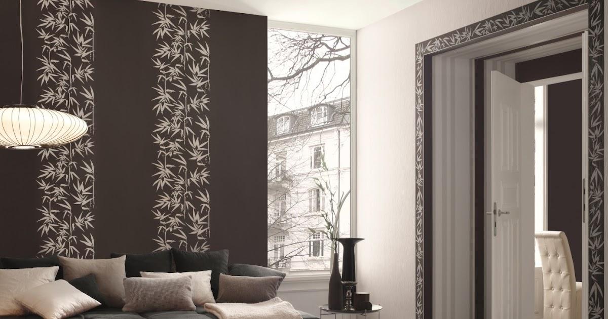 tapeten wohnzimmer modern grau  theonlyplaceformyshtywords