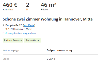 rental scam mit eric scherer sch ne zwei zimmer wohnung in hannover. Black Bedroom Furniture Sets. Home Design Ideas