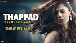 Thappad Hindi Movie (2020) | Cast | Trailer | Songs | Release Date