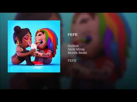 MUSICinsideU: FEFE - 6ix9ine ft  Nicki Minaj