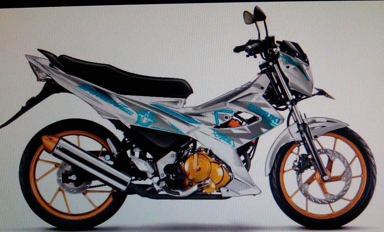 Kumpulan Harga Motor Satria Fu 2012 Modifikasi Terbaru Stamodifikasi