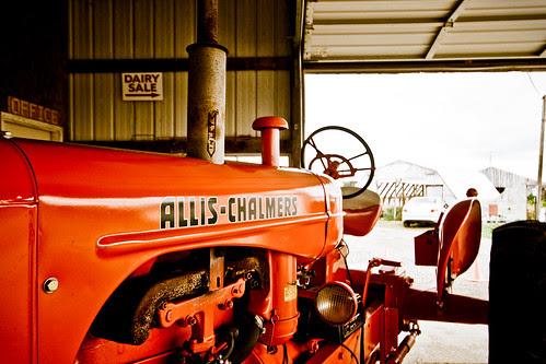 Allis-Chalmers WD