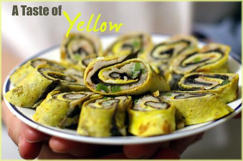 taste of yellow