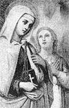 Francisca Romana, Santa