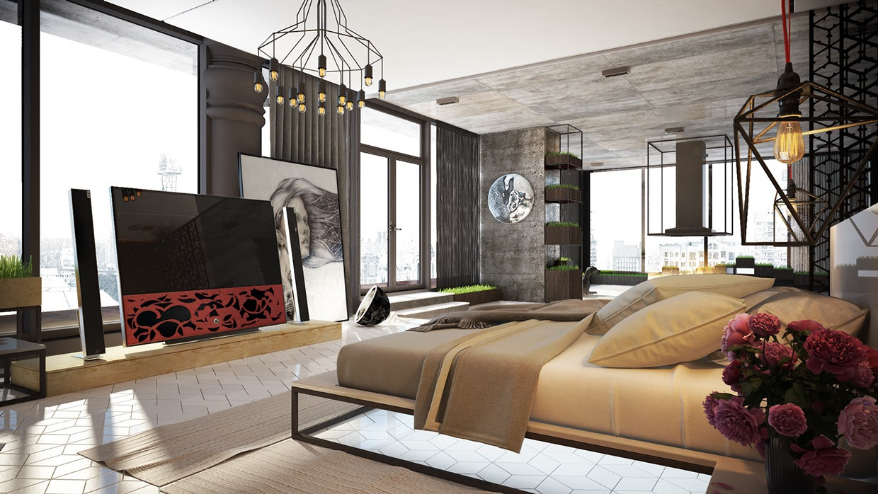8 Creatively Designed iBedroomsi in Detail