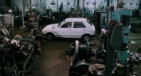 """IMCDb.org: 1979 Daihatsu Charade [G10] in """"Huang jia shi"""