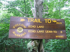 Echo Lake Hike - 7/5/08