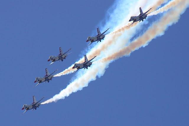IMG_4597 Thunderbirds, Beale AFB Air Show, CA