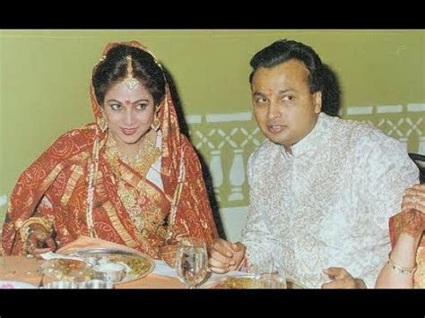 Wedding Photos of Anil Ambani & Tina Munim   clipzui.com