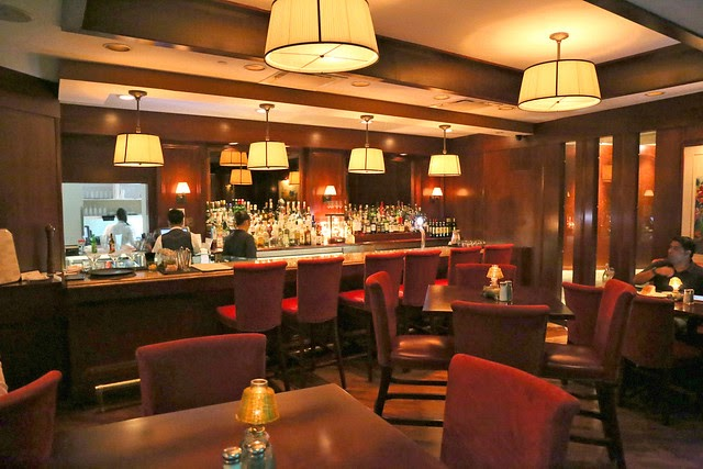 Morton's is still the steakhouse to beat; Plus happy hours ...
