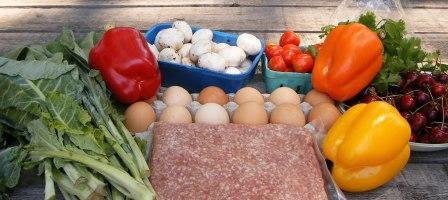 Bounty of Fairfield and Westport Farmers Markets 07/13/08