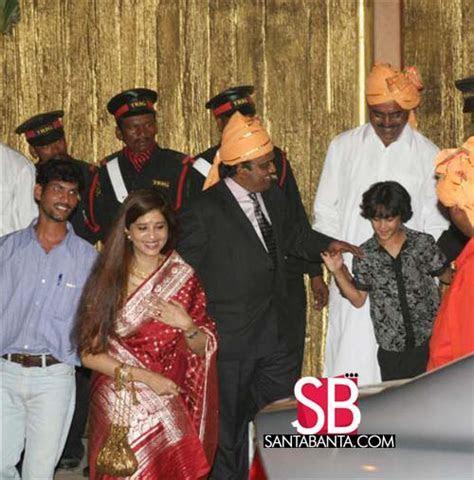 Aishwarya Abhishek Wedding    Abhishek Bachchan and