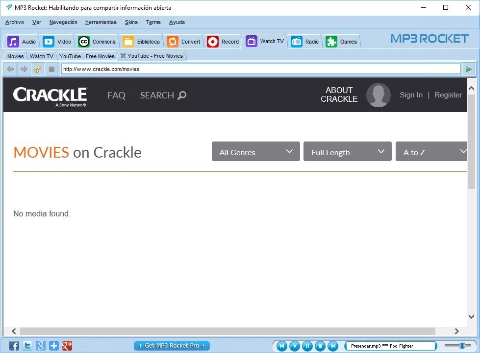 ATube Catcher (free) - Download latest version in English on phpnuke