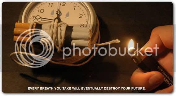 Rokok Bom Waktu