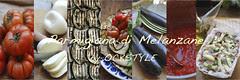 Edibles ~ Collage Parmigiana di Melanzane