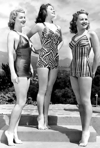 Ellen Drew Susan Hayward And Betty Grable Ca 1939