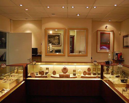 Jewellery Shop Interior Jewellery Shop Interior Service Architect