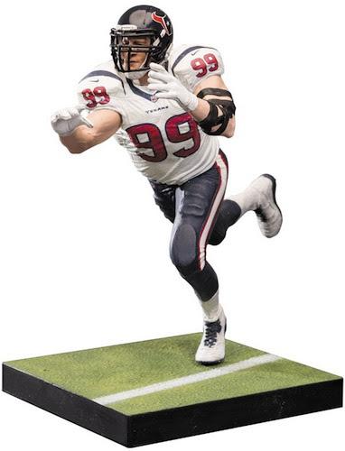 2015 McFarlane NFL 36 Sports Picks Info, Checklist, Variants