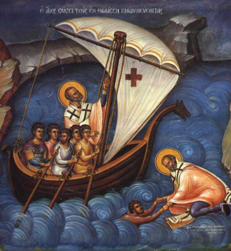 Image result for st nicholas icon