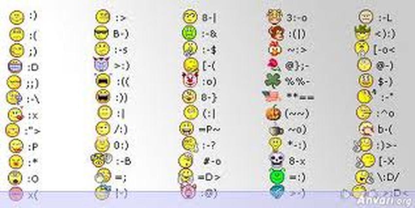 42 Yahoo Messenger Symbol Meaning Meaning Yahoo Symbol Messenger