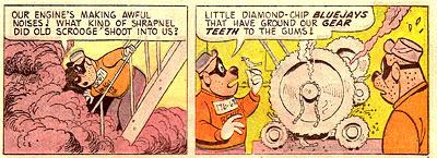 Uncle Scrooge panel