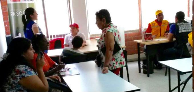 Al barrio Alfonso López llegó la oferta institucional de la Asesoría de Paz