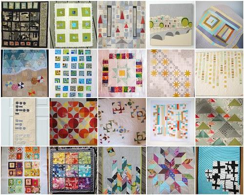 Mosaic for Fab Little Quilt Swap