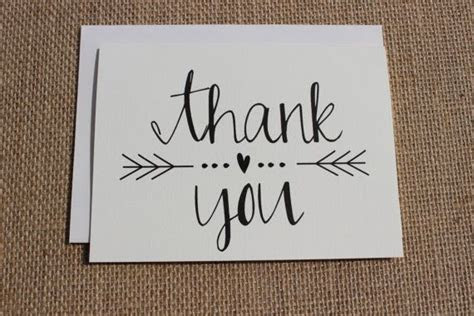 Wedding Thank You Card Wording & Etiquette