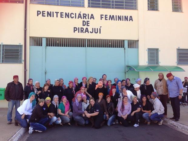 Penitenciária (Foto: Ana Carolina Levorato/G1)