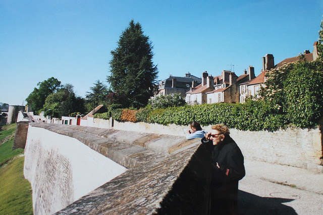 With Memé in Langres