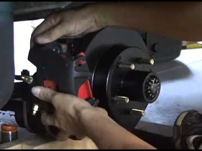 VIDEO: How to Install Disc Brakes on a Travel Trailer
