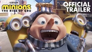 Minions The Rise of Gru Hollywood Movie (2020) | Cast | Trailer | Release Date