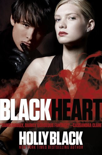 Black Heart (The Curse Workers, #3)