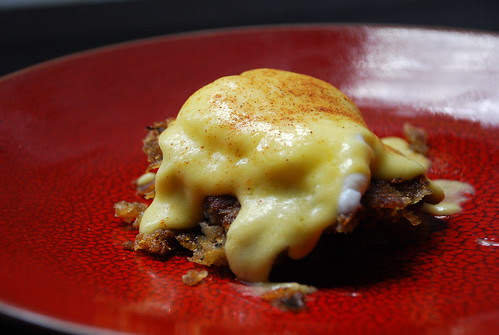 Crispy Potato Benedict