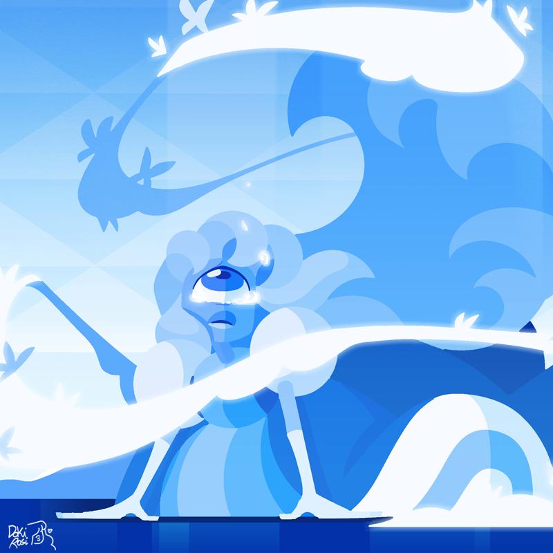 """🦋 Sapphire 🦋 """"I'm here, I'm here, I'm here"""""""