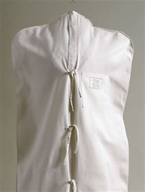 Museum Method (hanging) Wedding Dress Preservation