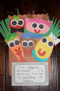 Mrs. Lee's Kindergarten: Plant Crafts! & Tops & Bottoms Companion Pack