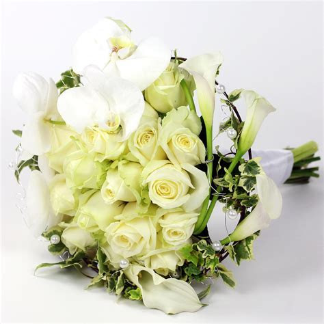 orchid wedding bouquet cost Archives   Wedding flowers blog