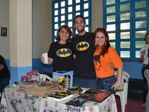 75 anos do Batman (Foto: Emily Costa/G1)