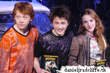 Harry Potter and the Chamber of Secrets DVD Launch