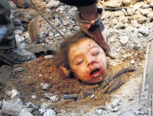 Les champs de morts de Gaza, des champs d'expérimentation de nouvelles armes ?