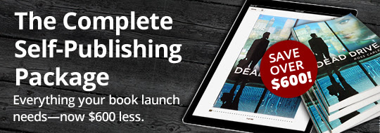 The Complete Self-Publishing Package. Everything your book launch needs—now $600 less.