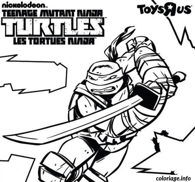 Meilleur 50 Tortue Ninja Raphael Coloriage Coloriages à