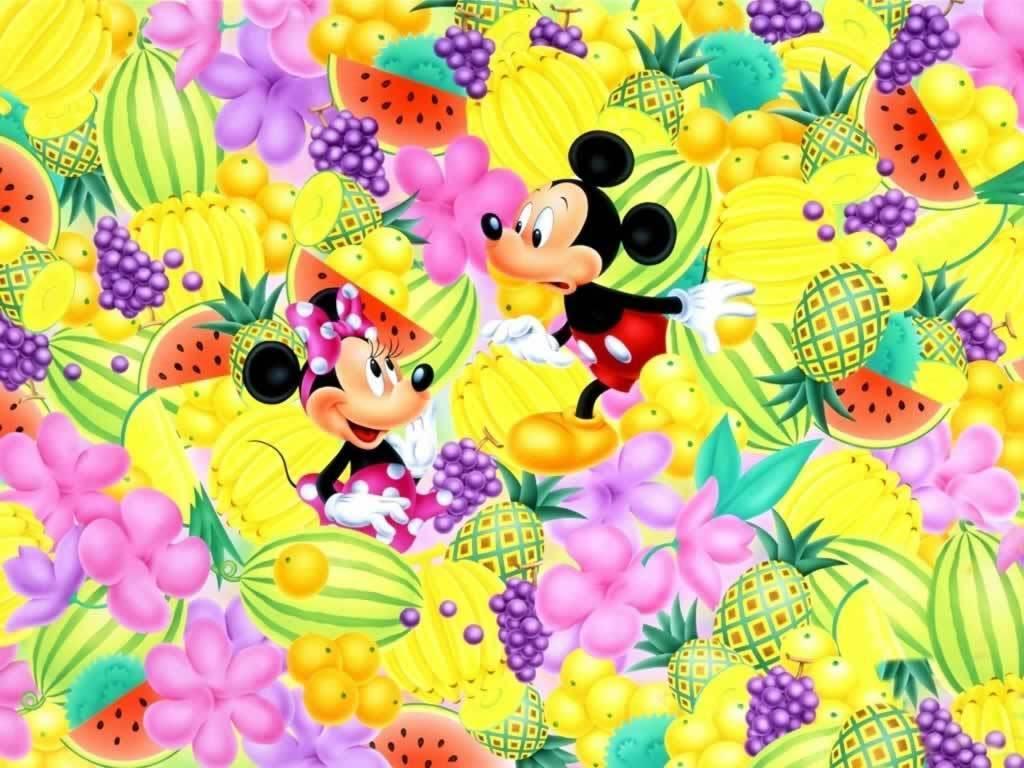 Mickey And Minnie 壁紙 ミッキー ミニー 壁紙 5446171 ファン