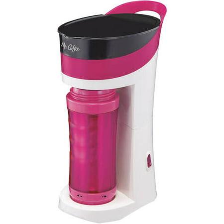 Mr. Coffee Pour! Brew! Go! Personal Coffee Maker