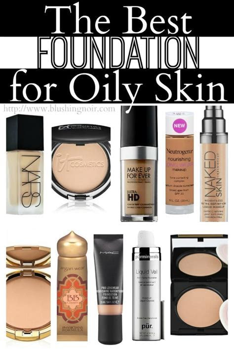Best 25  Foundation for oily skin ideas on Pinterest